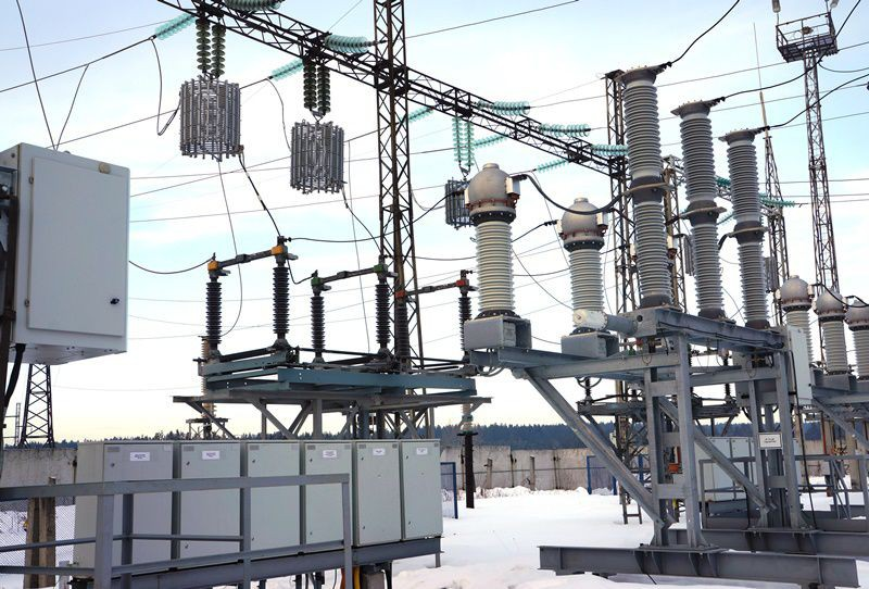 организация работ по ремонту оборудования электрических подстанций и сетей